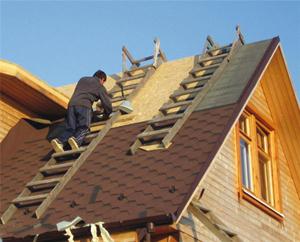 Строим крышу своими руками и своими силами видео