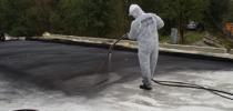 Как правильно работать с жидкой резиной для крыши