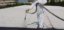 Как правильно произвести гидроизоляцию крыши жидкой резиной