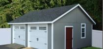 Чем лучше крыть крышу гаража и нужно ли ее утеплять