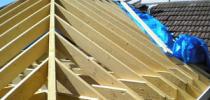 Как построить вальмовую крышу своими силами