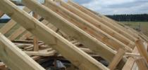 Разновидности и особенности стропил для крыши