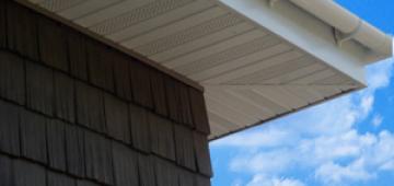 Софиты – завершающий элемент крыши