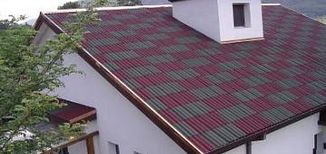 Правила и последовательность укладки листов ондулина на крышу