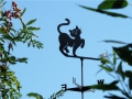 Флюгер котик