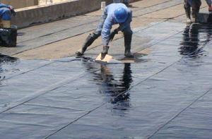 Как ремонтировать крышу мастикой