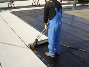 Как стелить рубероид на крышуКак стелить рубероид на крышу