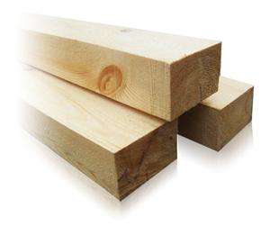 деревянный брус для стропил