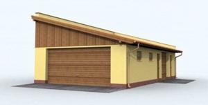 преимущества односкатной крыши