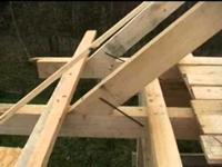 устройство стропильной системы четырехскатной крыши