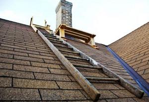 Как изготовить лестницу для крыши