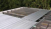 Профилированный лист для крыши