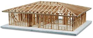 делаем четырехскатную крыша своими руками