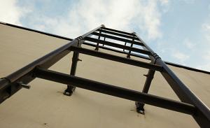 сколько стоит лестница на крышу