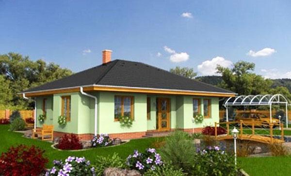 конструктивные особенности вальмовой крыши