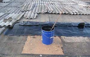 течь крыши