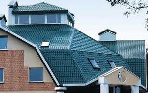 популярные материалы для крыш