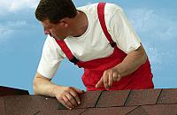 крепление конька на крыше