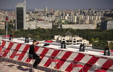 интересная жизнь на крышах Киева