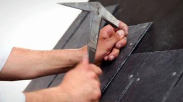 как укладывать сланцевые плитки