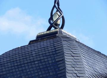 сланец на крышу