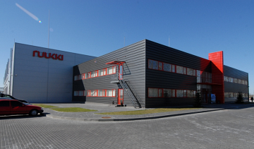 Новый завод Ruukki в Балабаново