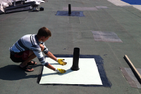 аэратор для плоской крыши