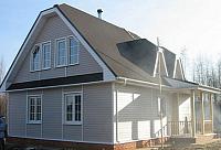 фото ломаной крыши