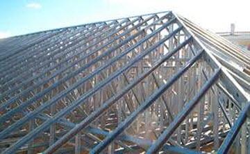 Металлические стропила для крыши гаража купить гаражи в спб на авито